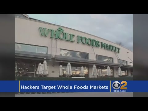 Hackers Hit Whole Foods Restaurants; Sonic Looking Into Possible Data Breach