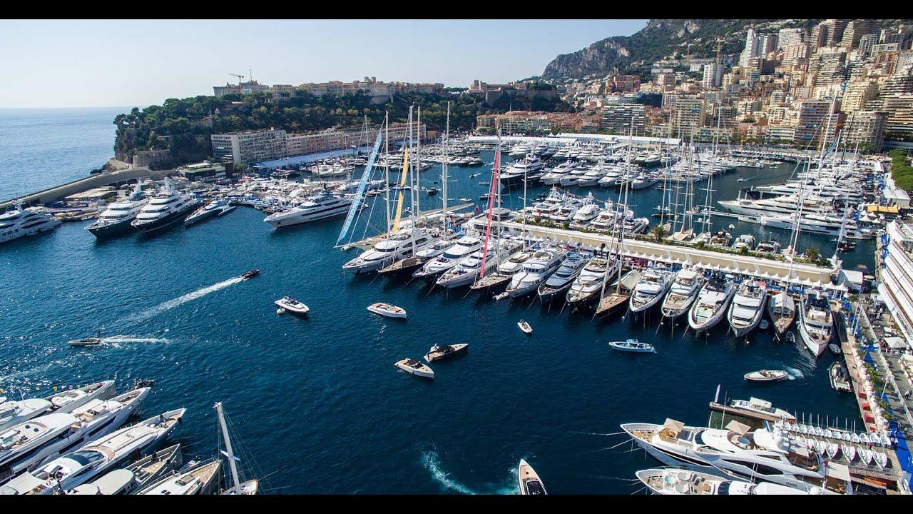 Monaco Yacht Show - accueil