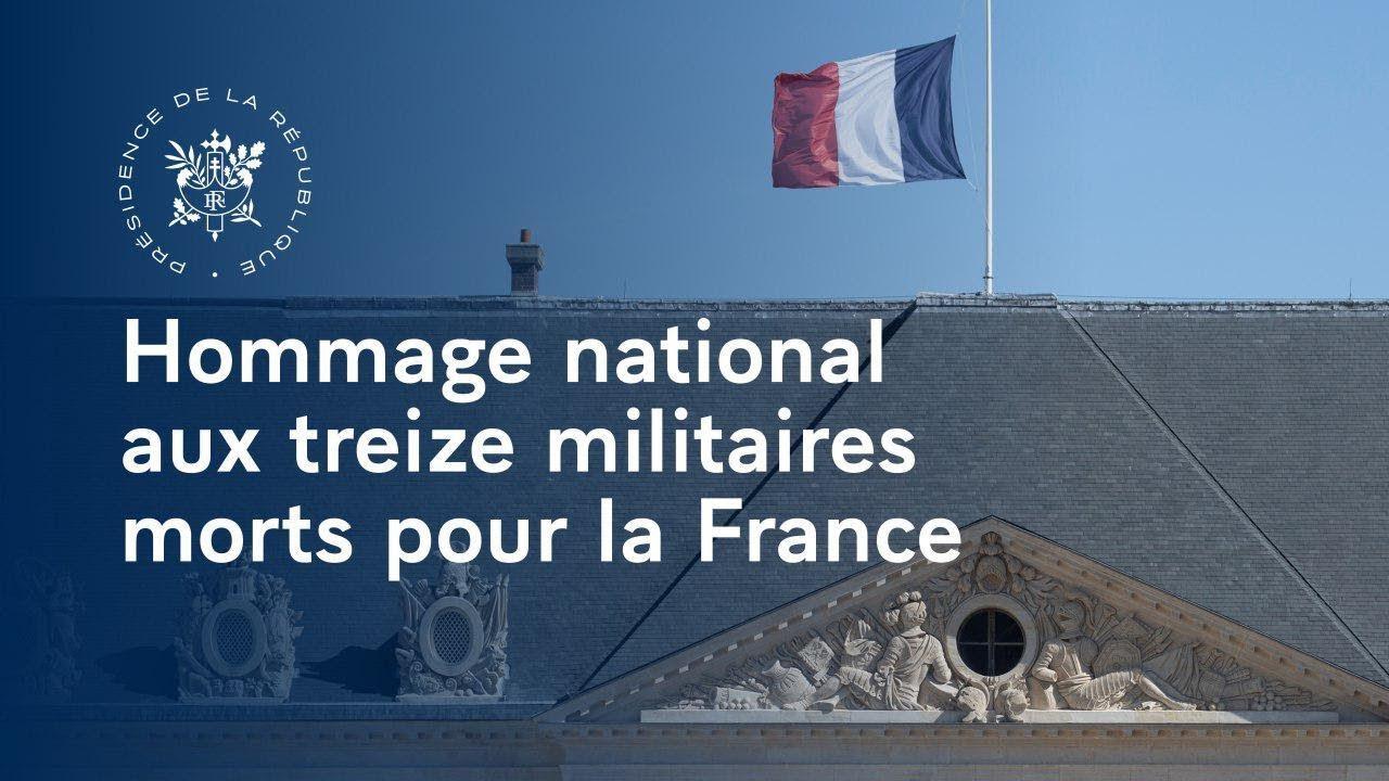 Deces De Treize Militaires Francais Dans Un Accident D