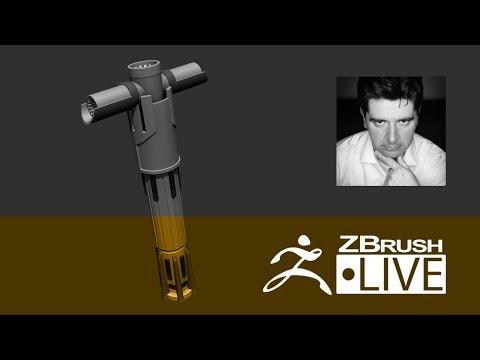 Star Wars Kylo Ren Lightsaber #1: Fan Art: Cosplay & 3D Printing - Thomas Roussel