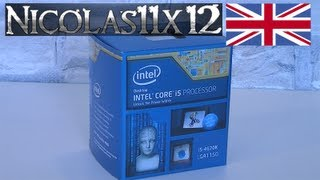 Intel Core i5-4670K Haswell CPU Review