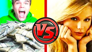 YOUTUBE MONEY OR TAYLOR SWIFT!?