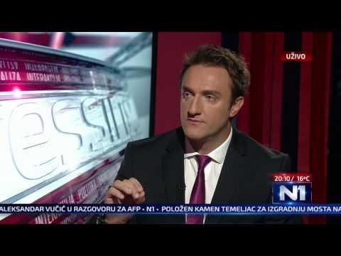 N1 Pressing: Fahrudin Radončić (14.9.2016)