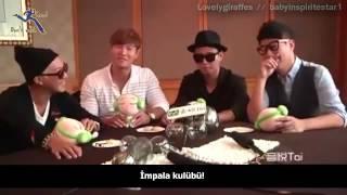 Running Man (Haha, Kim Jong Kook, Gary ve Ji Suk Jin) Pekin Röportajı (Türkçe Altyazılı)
