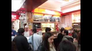 Crítica Gastronómica: Pizzería Güerrin/ Good Bye Sober Day