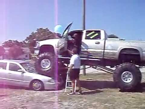 creel motors john creel monster truck used cars st petersburg fl youtube. Black Bedroom Furniture Sets. Home Design Ideas