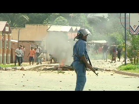 Ouverture du scrutin présidentiel au Burundi dans un climat de violences
