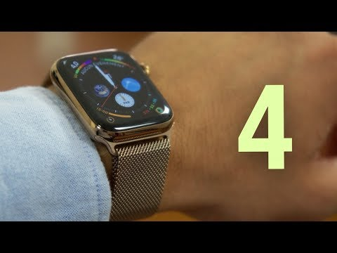 Apple Watch Series 4 (Gold) - Le grand luxe ? thumbnail