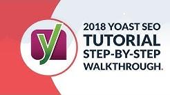 Yoast Seo Tutorial 2019 - How To Setup the Yoast SEO Plugin - Divi Theme Walkthrough