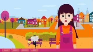 Das Spiel mit den Daten - Computerspiel für Kinder zur Vermittlung von Medienkompetenz