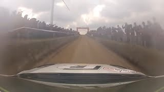 Wrc vodafone rally de portugal ogier onboard - famous fafe stage complete (fafe rally sprint)