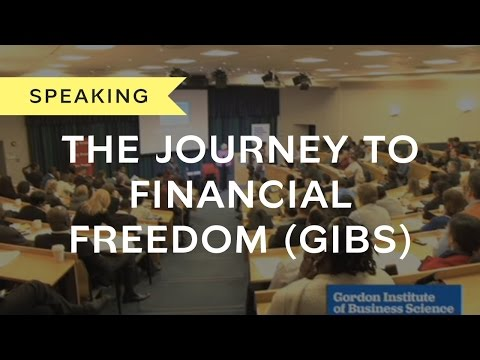 The Journey to Financial Freedom - Ann Wilson The Wealth Chef
