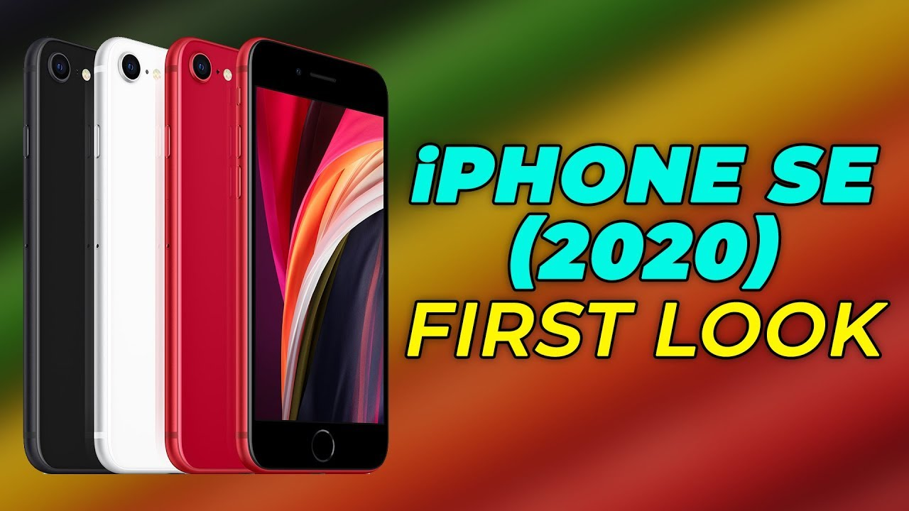The lowest price of iphone se (2020) is ₹ 30,199 at flipkart on 26th october 2021. Iphone Se 2020 First Look Perfect For India Youtube