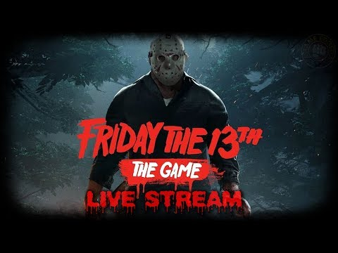 Friday The 13th The Game | Live Stream | EP8 | Friday The 13th The Game Gameplay