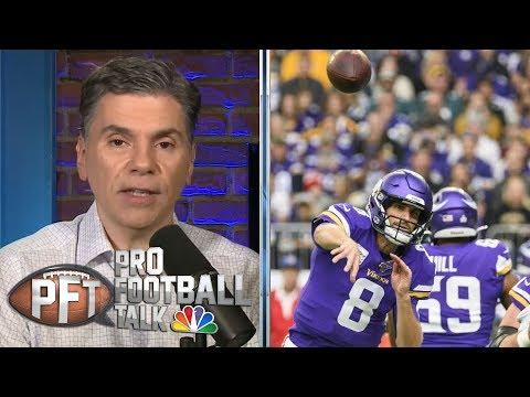 PFT Draft: Most important matchups in Week 9 | Pro Football Talk | NBC Sports