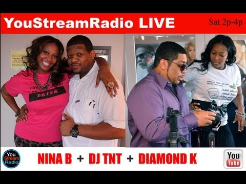 B-more Inmate Impregnates 4 Officers + Boston Bombers @TheDiamondKShow - YSR LIVE