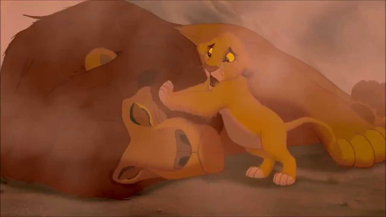 Image result for mufasa's death