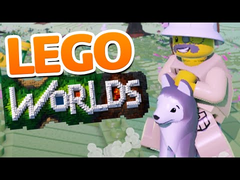 ALL Creatures and Animals guide! - LEGO Worlds (As of July 6th, pre-Update 1)