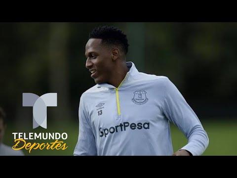 Es la hora de Yerry Mina en el Everton de la Premier League   Premier League   Telemundo Deportes