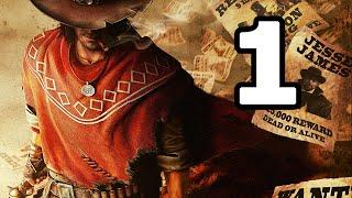 Call of Juarez: Gunslinger Walkthrough Part 1 - No Commentary Playthrough (PC)