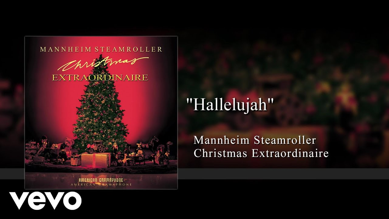 Mannheim Steamroller - Hallelujah (Audio) - YouTube