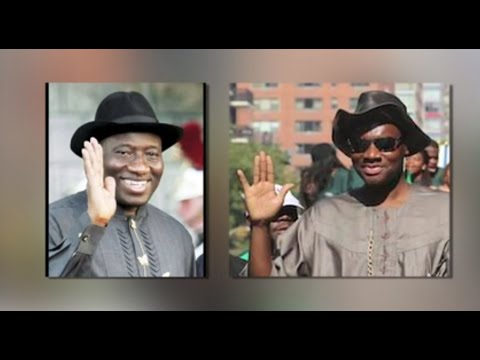 Dr. Damages Show Episode 162 (Pres. Jonathan Shames The Devil And Declares For A Second Term)