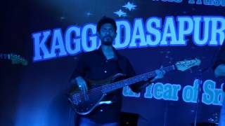 Kaggadasapura Bengali Association Durga Puja 2016--- The Anjan Dutta Magic
