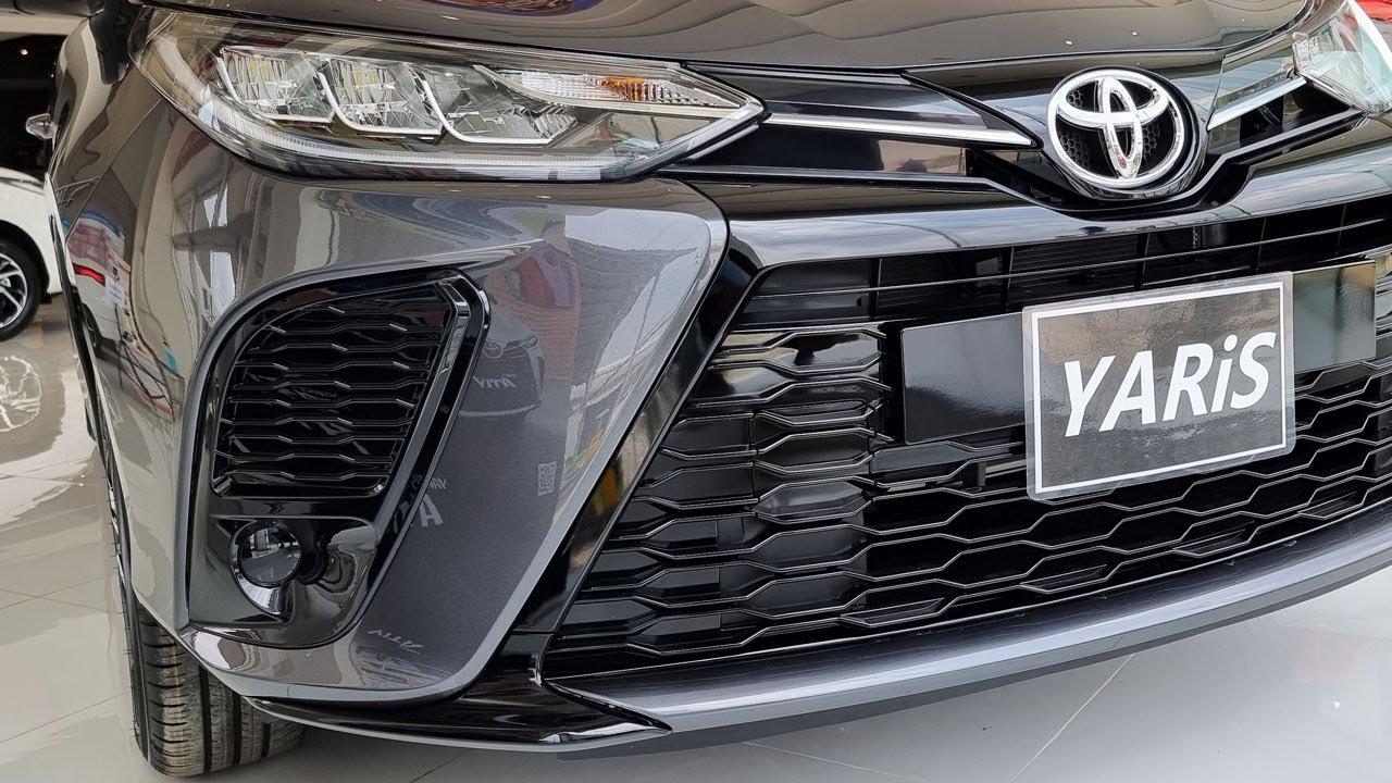 New 2022 Toyota Yaris Sport