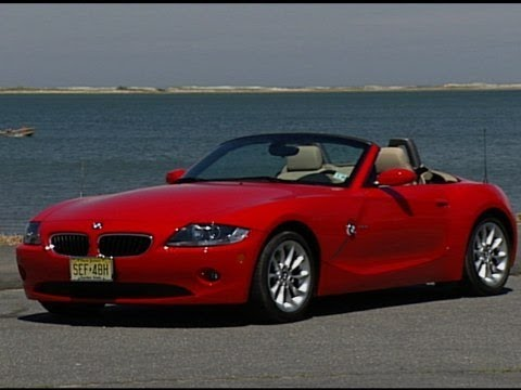2003 2008 bmw z4 pre owned vehicle review wheelstv youtube. Black Bedroom Furniture Sets. Home Design Ideas