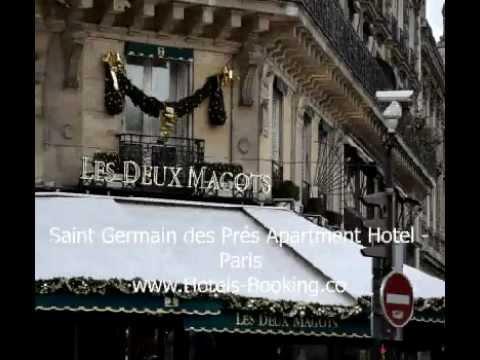 Saint Germain des Prés Apartment Hotel -- Paris