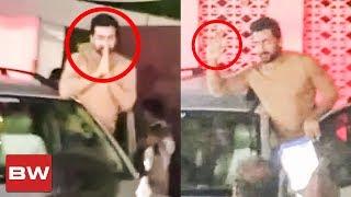 VIDEO: Suriya Watches Irumbuthirai
