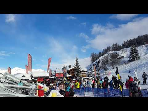 Peisey Vallandry, Club Med Resort, France