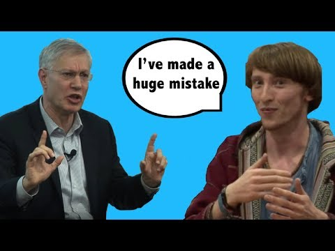 Yaron Brook Embarrasses Smug SJW Student on Capitalism