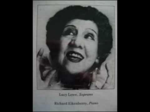 Lucy Lowe - Vaudeville Songs - Loud Speaking Papa