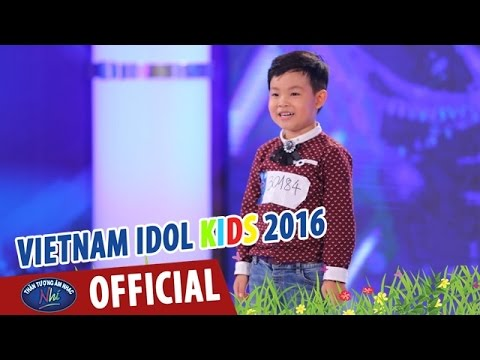VIETNAM IDOL KIDS - THẦN TƯỢNG ÂM NHẠC NHÍ 2016 - GẶP MẸ TRONG MƠ - MINH KHANG