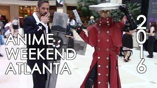 Anime Weekend Atlanta 2016 Cosplay/Convention Showcase