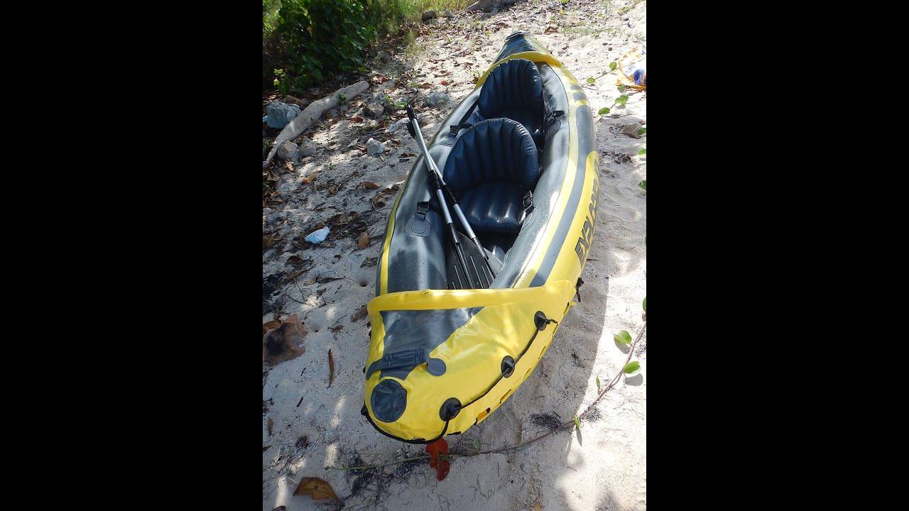 Intex Inflatable Kayak Reviews