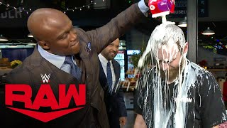 The Hurt Business prepare to face Jeff Hardy & The New Day: Raw, Dec. 14, 2020