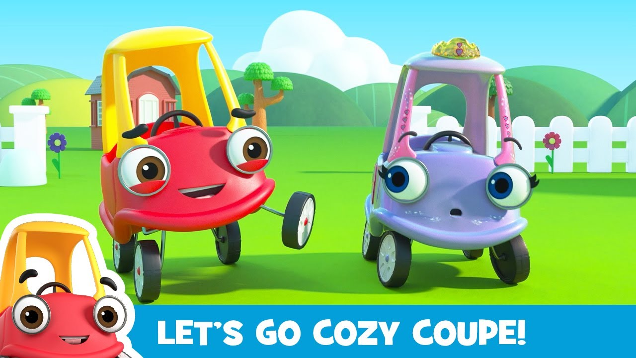 Download The Best of Cozy Coupe Kids Videos | Cozy Coupe - Cartoons for Kids