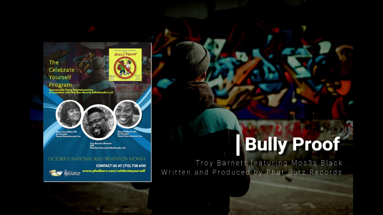 BULLY PROOF | Bully Proof U.S.A. (Theme Song) | National Bullying Prevention Month