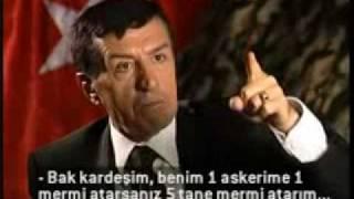 Benim Askerime 1 Mermi Atarsanız 5 Mermi Atarım ! www.Facebook.Com/HakvEsitlikPartisi