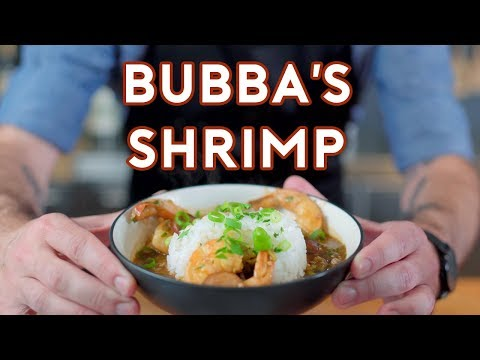 Binging with Babish: Shrimp from Forrest Gump Part I