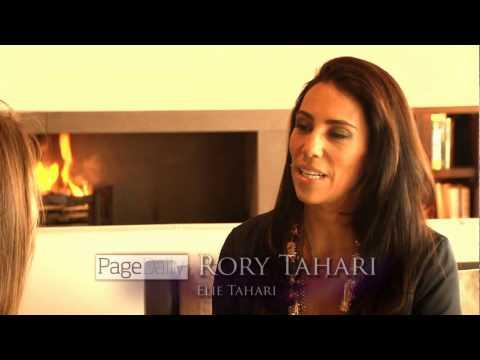 Melissa Interviews Rory Tahari