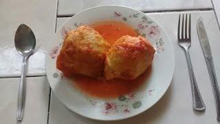 Tortitas de coliflor Rellenas Recetas de Cuaresma