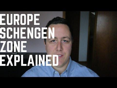A Quick Guide to Europe Schengen Zone Travel & Visas