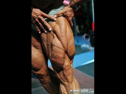 Las rapidamente piernas crecer como