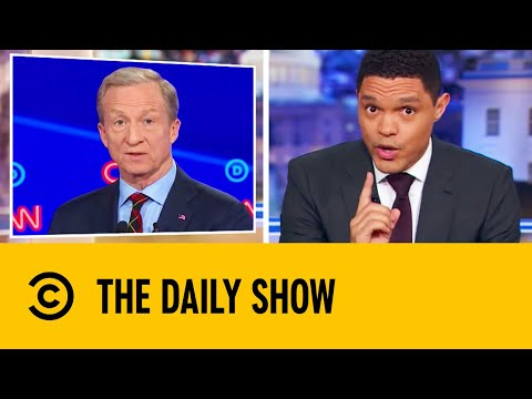 How Billionaires Are Taking Over The 2020 Election | The Daily Show With Trevor Noah