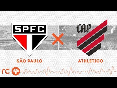 AO VIVO - São Paulo x Athletico-PR - 10/11/2019 - Brasileirão