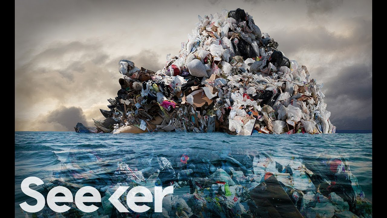 The Great Pacific Garbage Patch Is Not What You Think It
