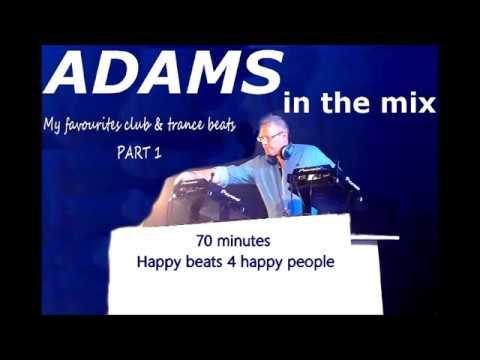 "Mike Adams presents ""MIX favourites part 1"""